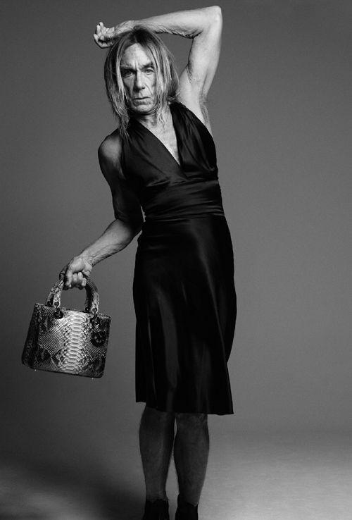 a like pop woman dress Iggy