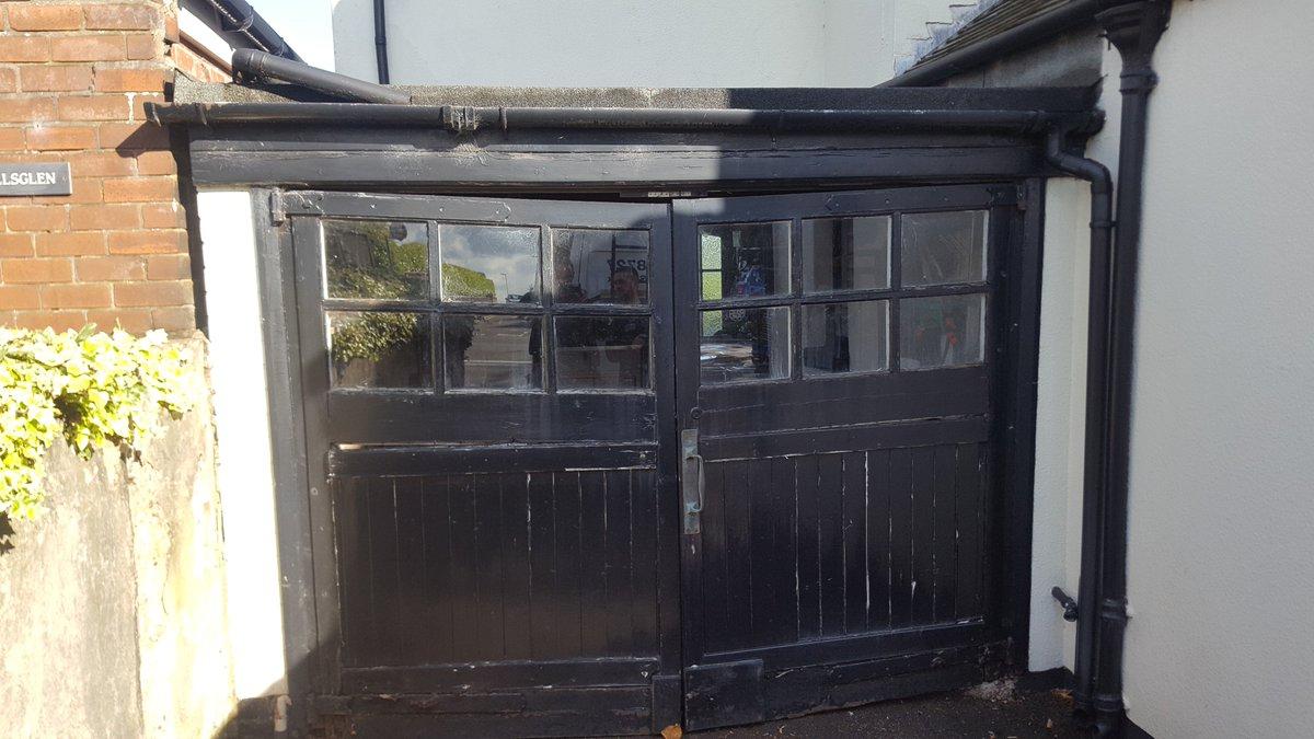 Lymer doors ltd lymerdoors twitter we installed a brand new side hinged garage door in leek before and after shots garagedoors leek staffordshire carteckpicittercyc43xqzpu rubansaba