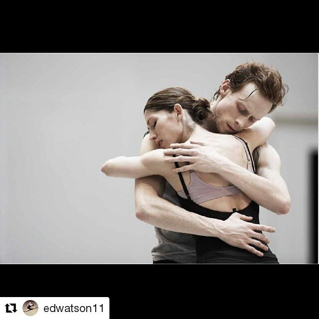 #Repost @_edwatson  (@get_repost) ・・・ With #leannebenjamin rehearsing Giselle....a while ago. Photo @perssonphotography<br>http://pic.twitter.com/TO19SB54EV