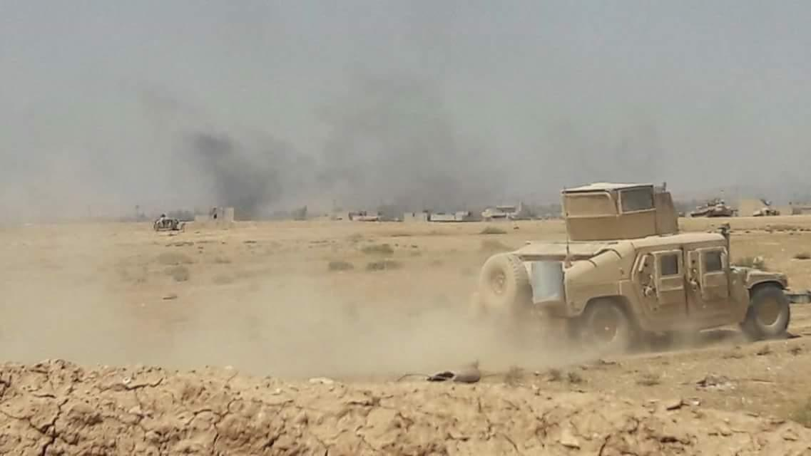 Clashes ongoing in the first district of Tal Afar