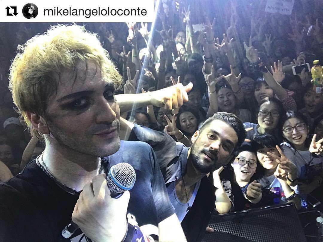#Repost @Mikelangelokey with @florentmotheoff  #MikelangeloLoconte  #FlorentMothe  #FanMeeting  #Beijing<br>http://pic.twitter.com/FzXcCMpXuN