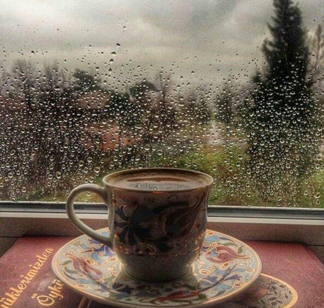 лазурь кистью доброго дождливого утра фото необходимо