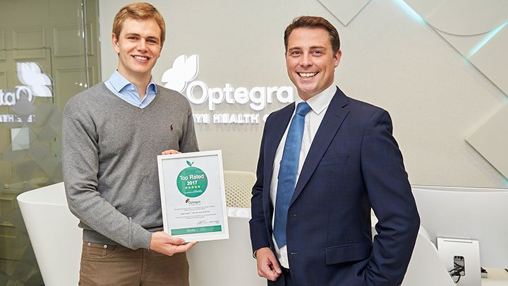 The private healthcare provider @Optegra receives a top rating from online platform @doctifyuk  http:// ow.ly/b4oC30eANcb  &nbsp;   #Eyecare #Optometry<br>http://pic.twitter.com/hE4sl1Aaa3