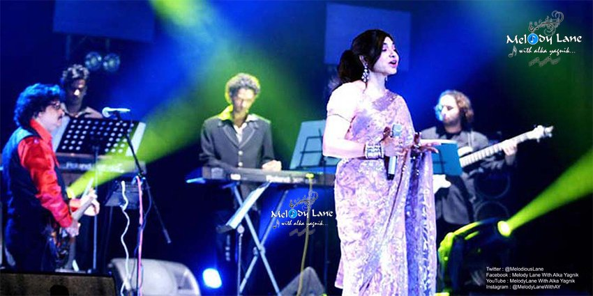 Melody All the Way @thealkayagnik   #AlkaYagnik #Bollywood Alka Yagnik #MelodyLane #BollywoodSong #BollywoodMusic @Bolly90s<br>http://pic.twitter.com/WjkPMiIPk1