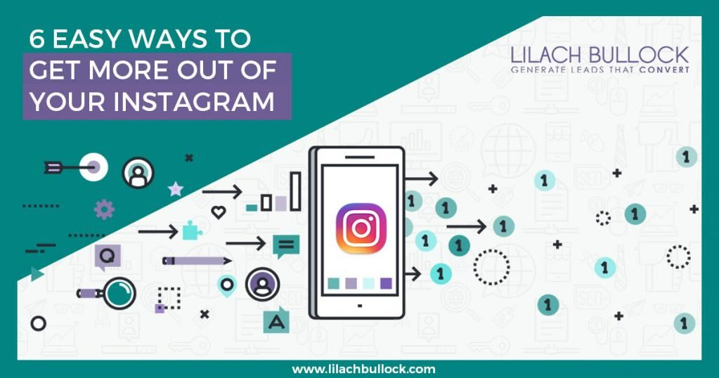 6 easy ways to get more out of your #Instagram buff.ly/2vg9QGe #socialmedia by @lilachbullock