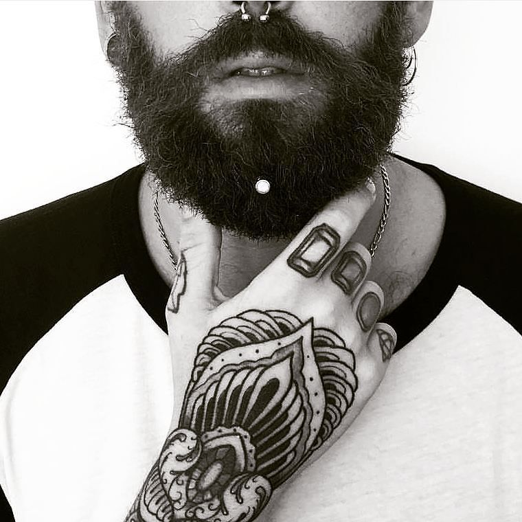 #Repost from #jurisioo wearing Krato Beard Crystal   It perfectly completes tattoo and piercing style   http:// ift.tt/2wAY9to  &nbsp;  <br>http://pic.twitter.com/ZbTLxtJ5Zm