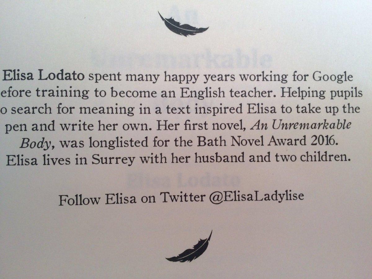 The Bath Novel Award & Children's Novel Award on Twitter: