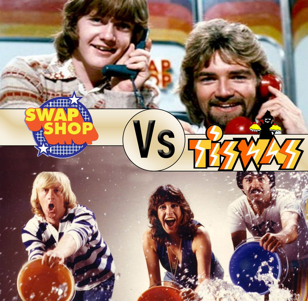 #TuesdayFavourites What was your Saturday morning favourite - Swap Shop or TISWAS? #RT for a chance to #WIN a bottle of our #Prosecco <br>http://pic.twitter.com/kYyWXNAjmc