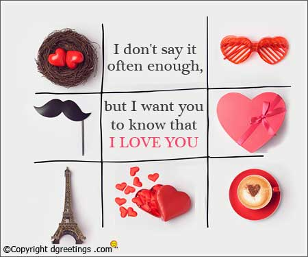 I don&#39;t say it often enough, but I want you to know that I love you. See more at:  https:// goo.gl/J5fb6r  &nbsp;   #lovequote <br>http://pic.twitter.com/OD8SdZLPQn