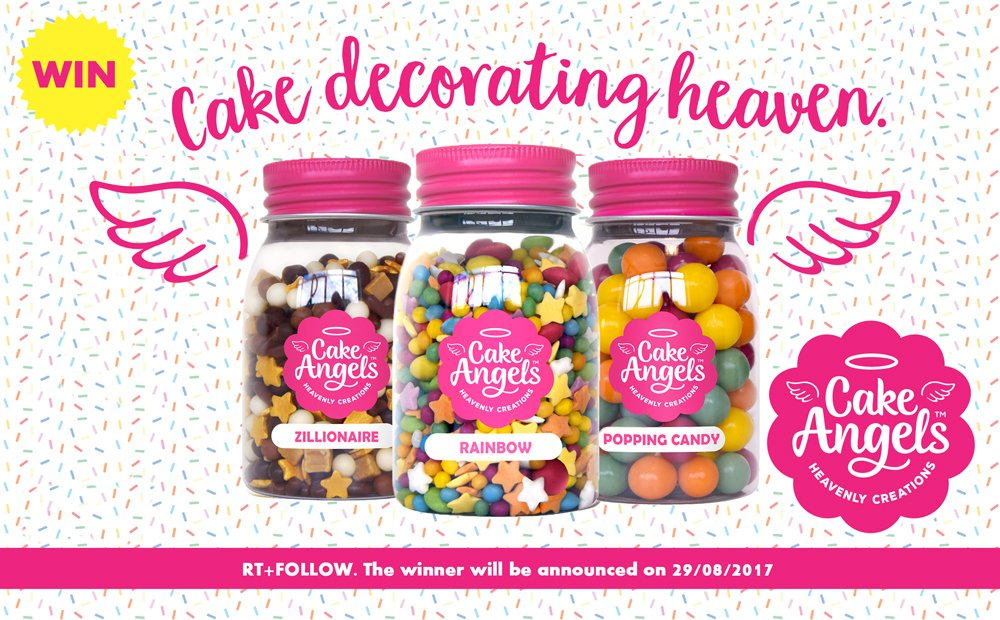 #GBBO starts next week!! Will you be baking your own heavenly cakes?  RT+follow to #win a bundle of Cake Angels decorations! T&amp;Cs apply <br>http://pic.twitter.com/zCiXHtB4ZE