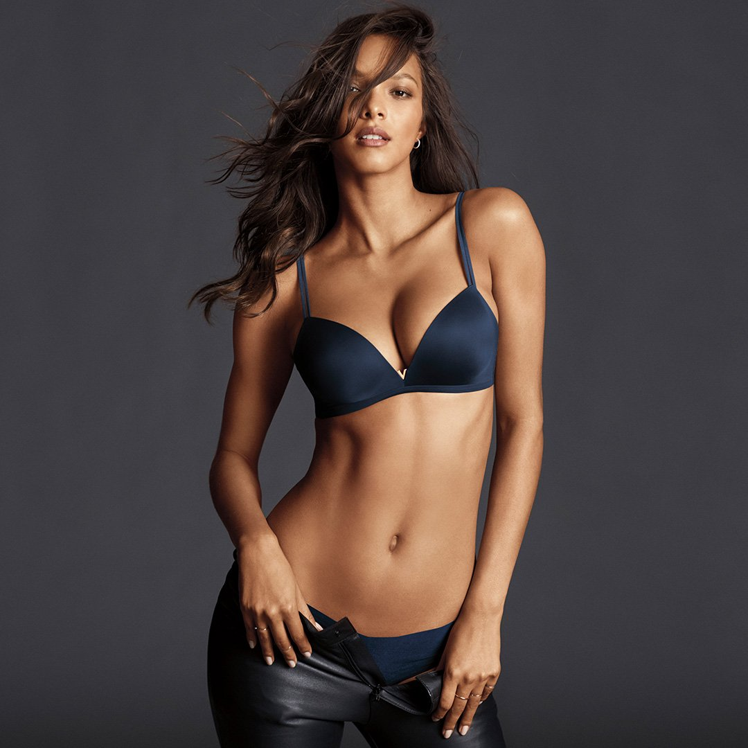 9bc2e3687c  VictoriasSecret 1 year. introducing new sexy illusions with vs sexy side  smoothing solutions 4450 5250