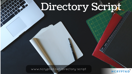 Get the robust and #opensource #PHP #Directory #Script from NCrypted Websites. for more information &gt;&gt;  http:// bit.ly/2joWAI9  &nbsp;  <br>http://pic.twitter.com/3iYXiAecRr