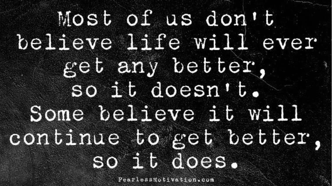 Life is as we are,  We Get what we Expect.  #TuesdayThought #Believe #Inspiration #Motivation #Faith <br>http://pic.twitter.com/J7qbDS2tTk