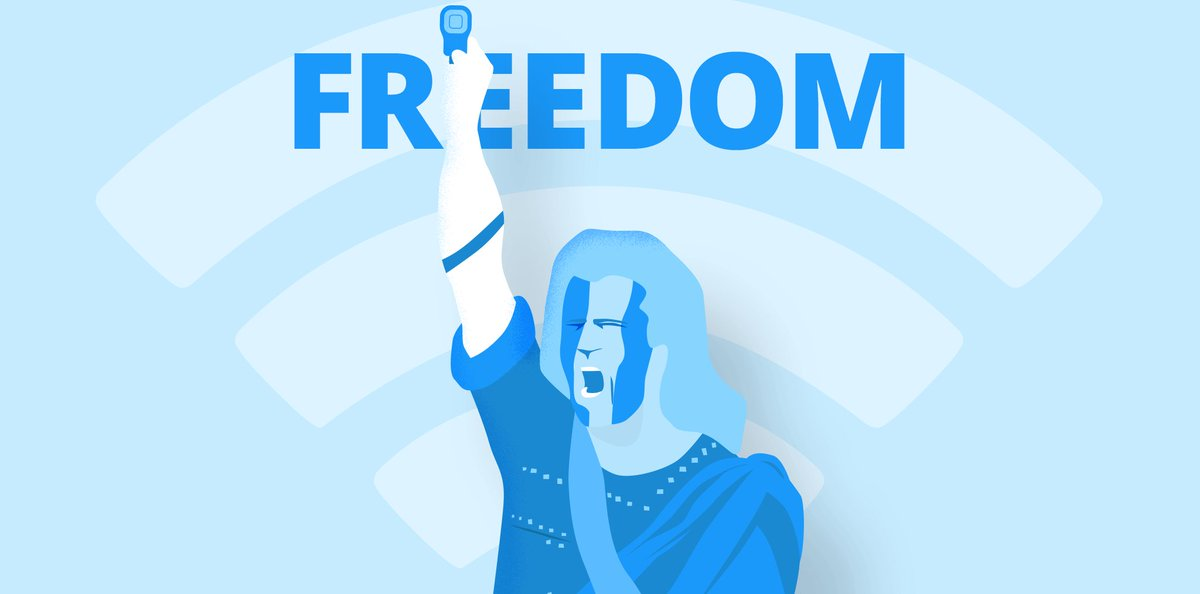#Wireless is freedom! Agree? <br>http://pic.twitter.com/6IFaZgjAND