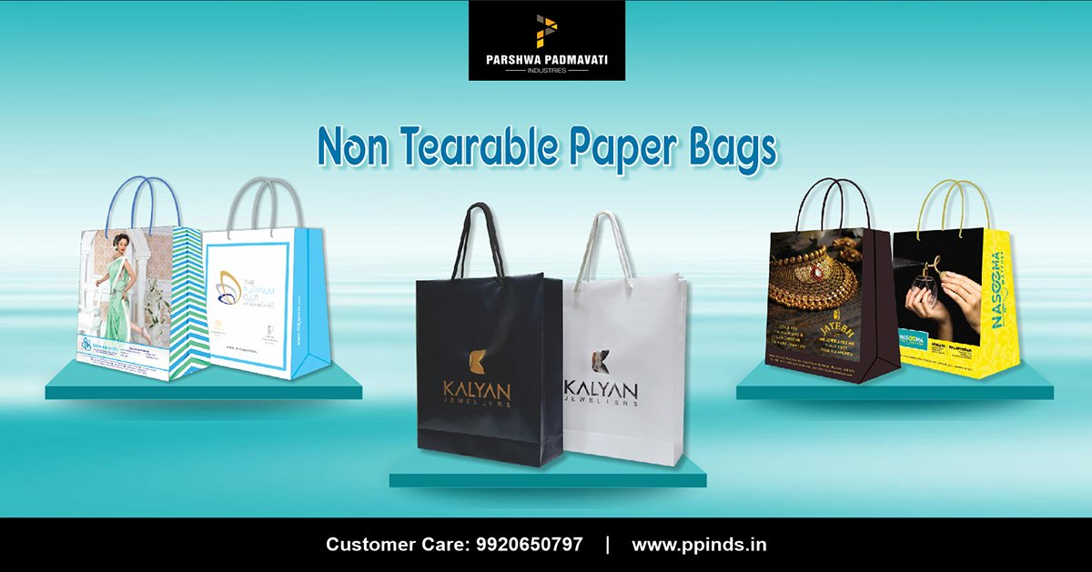 We are well-known #manufacturers &amp; #suppliers of NT #PaperBags Order NT Bags at affordable prices.  Call/WhatsApp on 9321177663 for details.<br>http://pic.twitter.com/jIQpKzqd7x