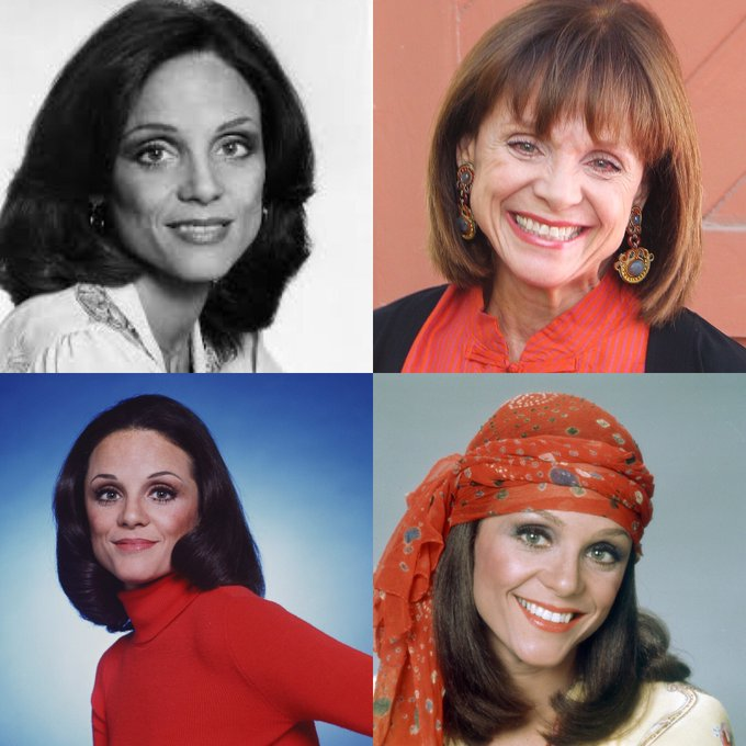 Happy 78 birthday to Valerie Harper . Hope that she has a wonderful birthday.