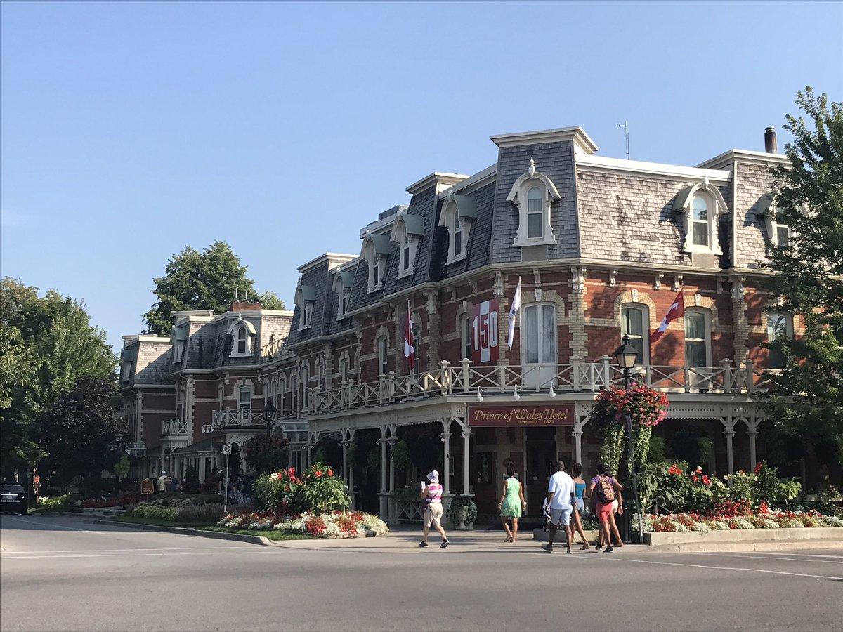 Strolling around #NiagaraOnTheLake #Niagara #Canada #Canada150  #travel<br>http://pic.twitter.com/WUmAAySJcd