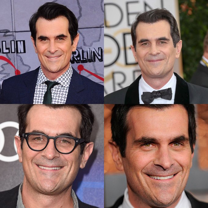 Happy 50 birthday to Ty Burrell . Hope that he as a wonderful birthday.