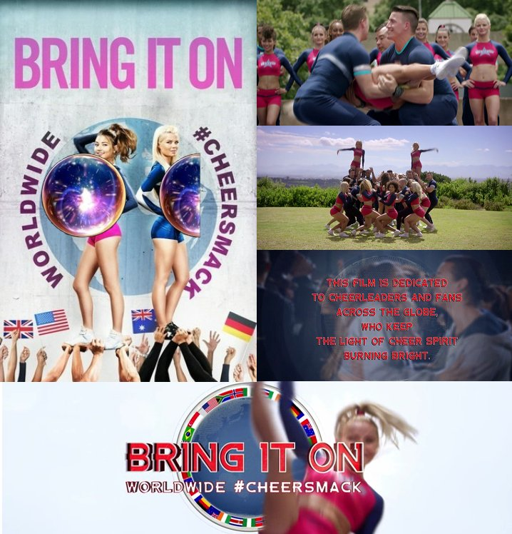 #BringItOnWorldwideCheersmack #Review is now up! &quot;After 8 years this movie was not worth bringing the series back&quot;  http:// the-movie-oracle.tumblr.com/post/164481554 954/bring-it-on-worldwide-cheersmack-2017-review &nbsp; … <br>http://pic.twitter.com/rn3rJx6N4l