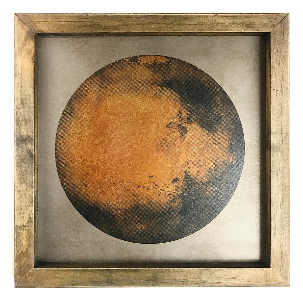 Creating an Image of Mars with Sheets of Rusted Metal  http:// dlvr.it/Pgnxpx  &nbsp;   #DIY <br>http://pic.twitter.com/2wZPWuJqGr