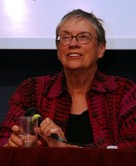 Happy birthday Annie Proulx - born today in 1935 in Norwich, Connecticut