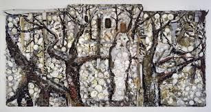 Julian Schnabel. 'Student of Prague' (1983).