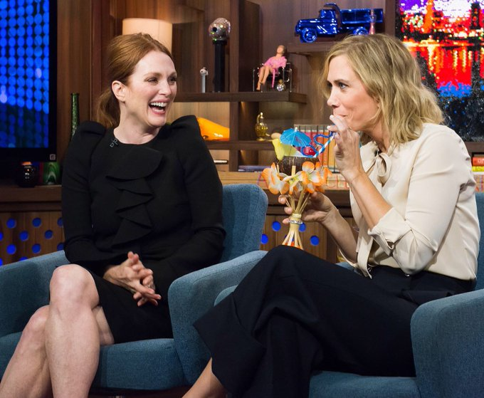 Happy birthday to this amazing woman, Kristen Wiig!