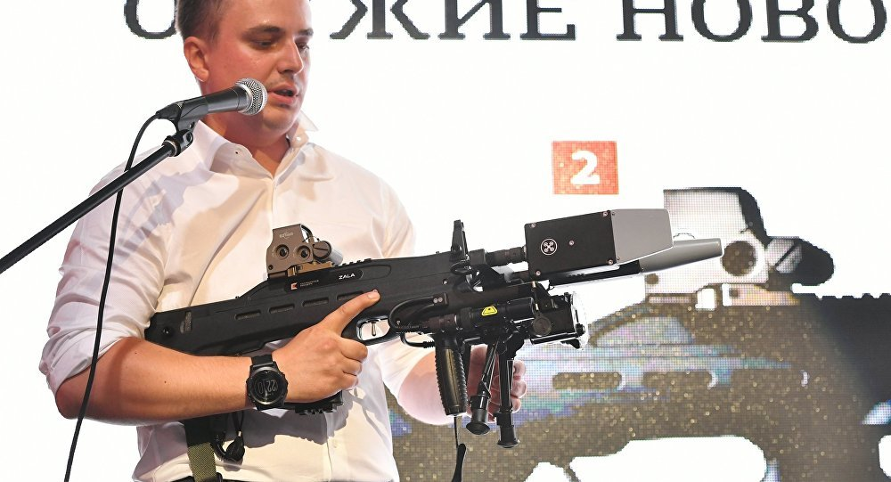 #Kalashnikov develops anti-UAV electronic device that does it all https://t.co/U7zxqFSQTx #drone #weapons