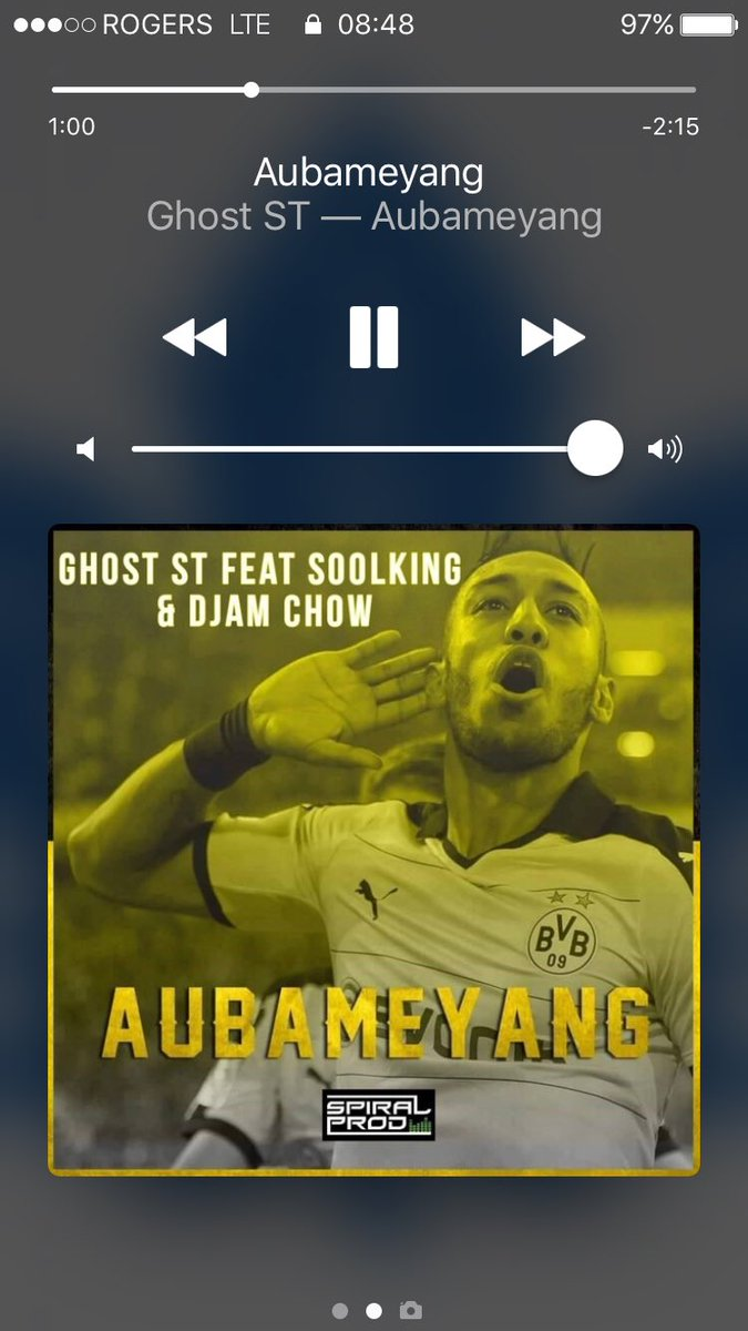 Sooo this is a thing #aubameyang <br>http://pic.twitter.com/T2TdqM9fuB