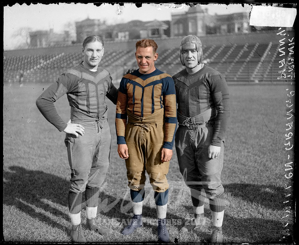 ... the Bears  Red Grange. … The Calgary Stampeders will wear their  alternate helmets on Labor Day (from Jacob Staley). 4ecaa8148