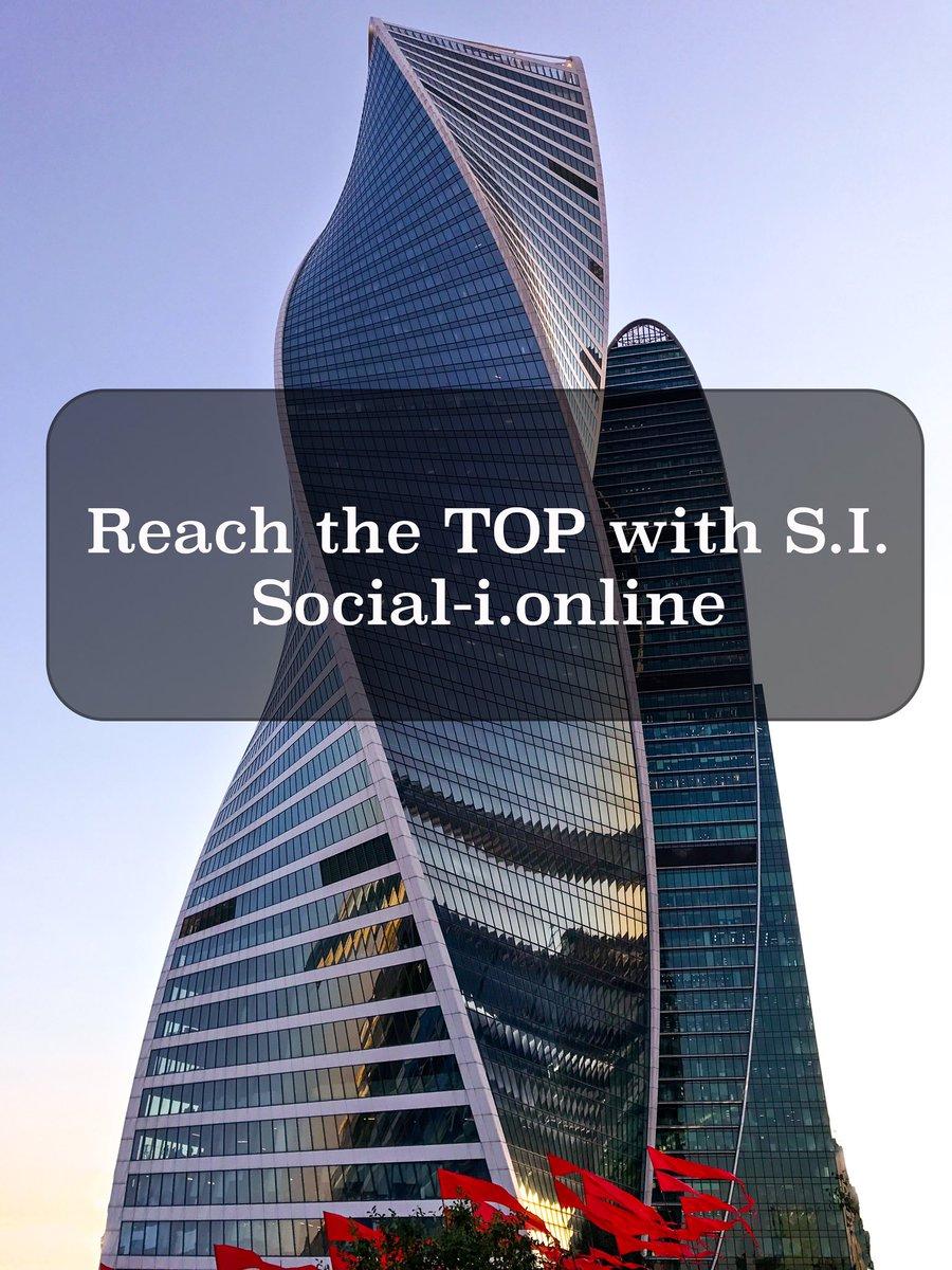 Boost your popularity today! #socialmediamarketing #TuesdayThoughts #followers #likes #marketingAutomation  https:// social-i.online  &nbsp;  <br>http://pic.twitter.com/VsbZKBQkgn