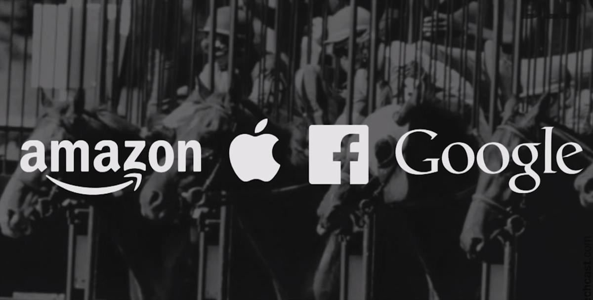 #Tech Giants More Disruptive to #Banking than #Fintech Start-ups   http:// cnb.cx/2g1h4ao  &nbsp;    #AI #bigdata #Google #Amazon #Facebook #Apple<br>http://pic.twitter.com/RGn3XGp5Y2