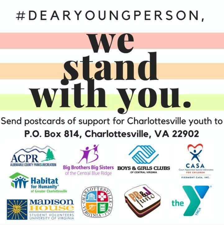 Big thanks @ChelseaClinton for participating in our #DearYoungPerson campaign!