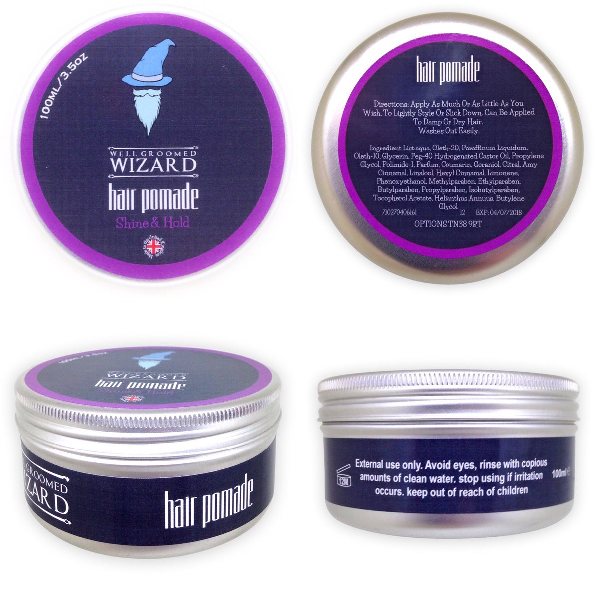 Our strong hold, easy wash out hair pomade RT if you want it #pomade #hairstyle #barber #haircare #hairdresser #barberlife #haircut #hair<br>http://pic.twitter.com/lhvZXixOAQ