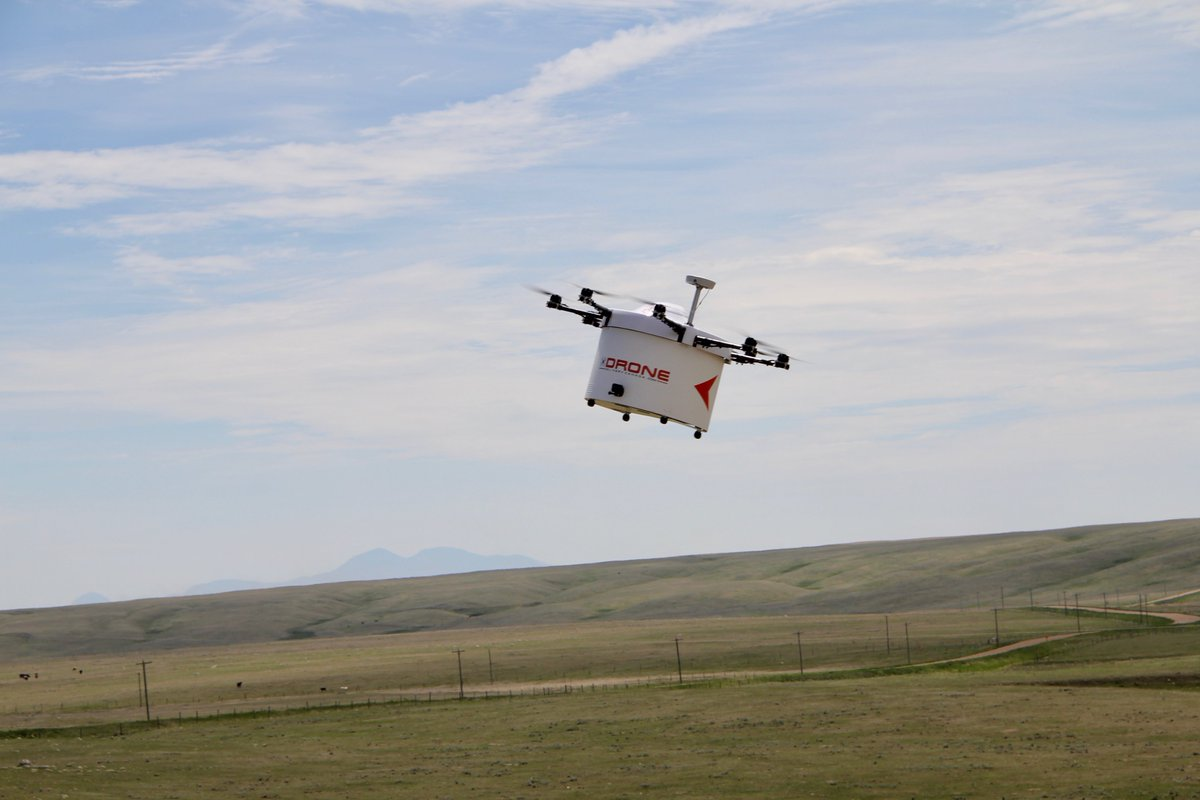Drone Delivery Canada starts trading on the OTCQB Market in the United States under the symbol $TAKOF -  http://www. dronedeliverycanada.com/news/  &nbsp;   #stocks <br>http://pic.twitter.com/imSOIlfpPJ