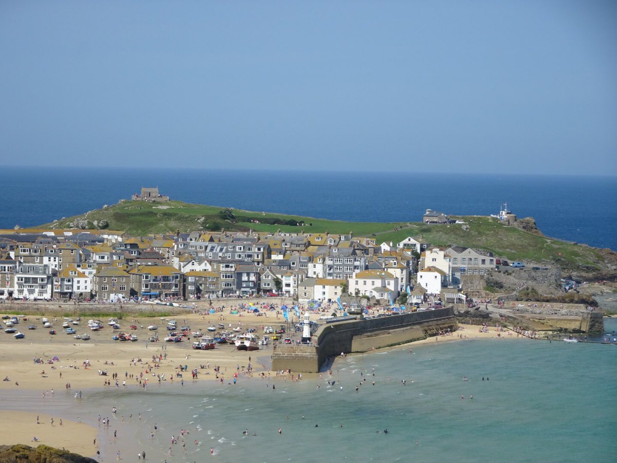 Stunning day. Packed beaches. #summer @beauty_cornwall<br>http://pic.twitter.com/mOPjZL7qg0