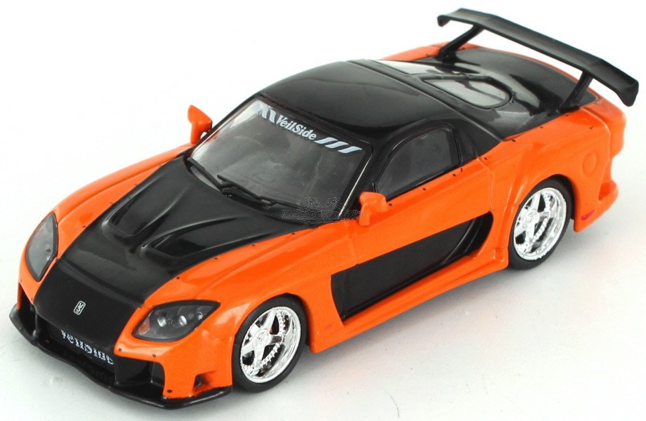racingmodels com on twitter new the 1997 mazda rx7 veilside as