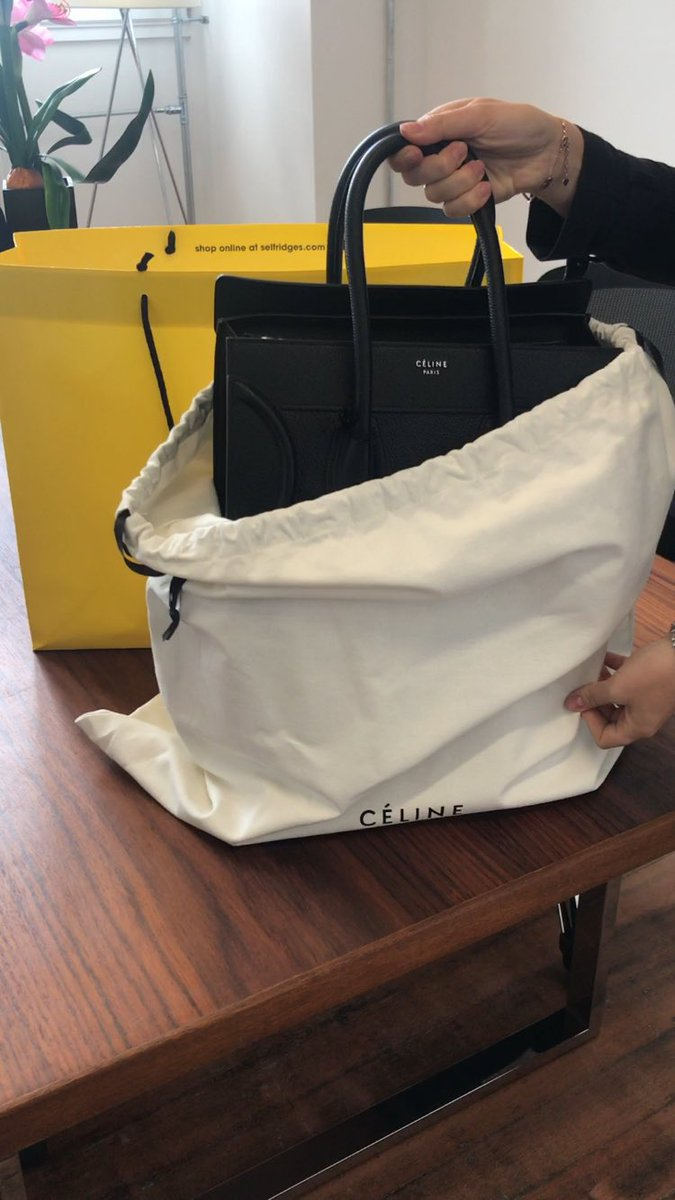 Want to #WIN this Celine handbag?   Enter our fun #competition where you guess the number of sweets in the jar.    http:// arm-candy.uk/offer.html  &nbsp;  <br>http://pic.twitter.com/MVmVGOXBIT