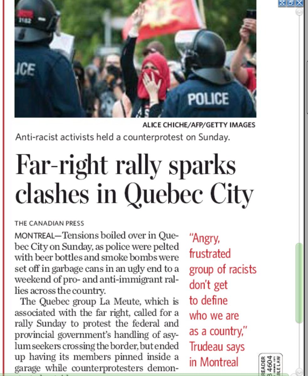 It's lies like this on the front page of the @TorontoStar that feed @ezralevant's circulation https://t.co/KnbA19uMLT