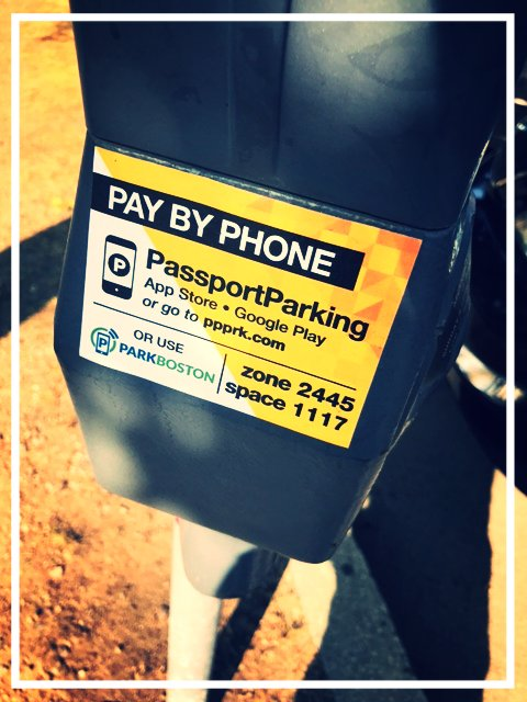 Parking at Smileboston Brookline just got easier! You can now pay by phone using @parkboston or @passportparking. That makes us #SmileAlways <br>http://pic.twitter.com/DyE7vQh1un