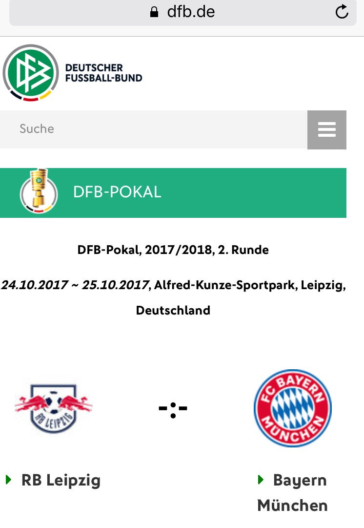 #DFBPokal Latest News Trends Updates Images - rotebetefreund