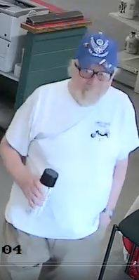 New Hartford Police Seek Jay K Lumber Larceny Suspect Https T