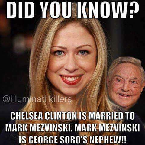 The Family @georgesoros and @HillaryClinton Both wanting to destroy America https://t.co/OqDhtVraoG