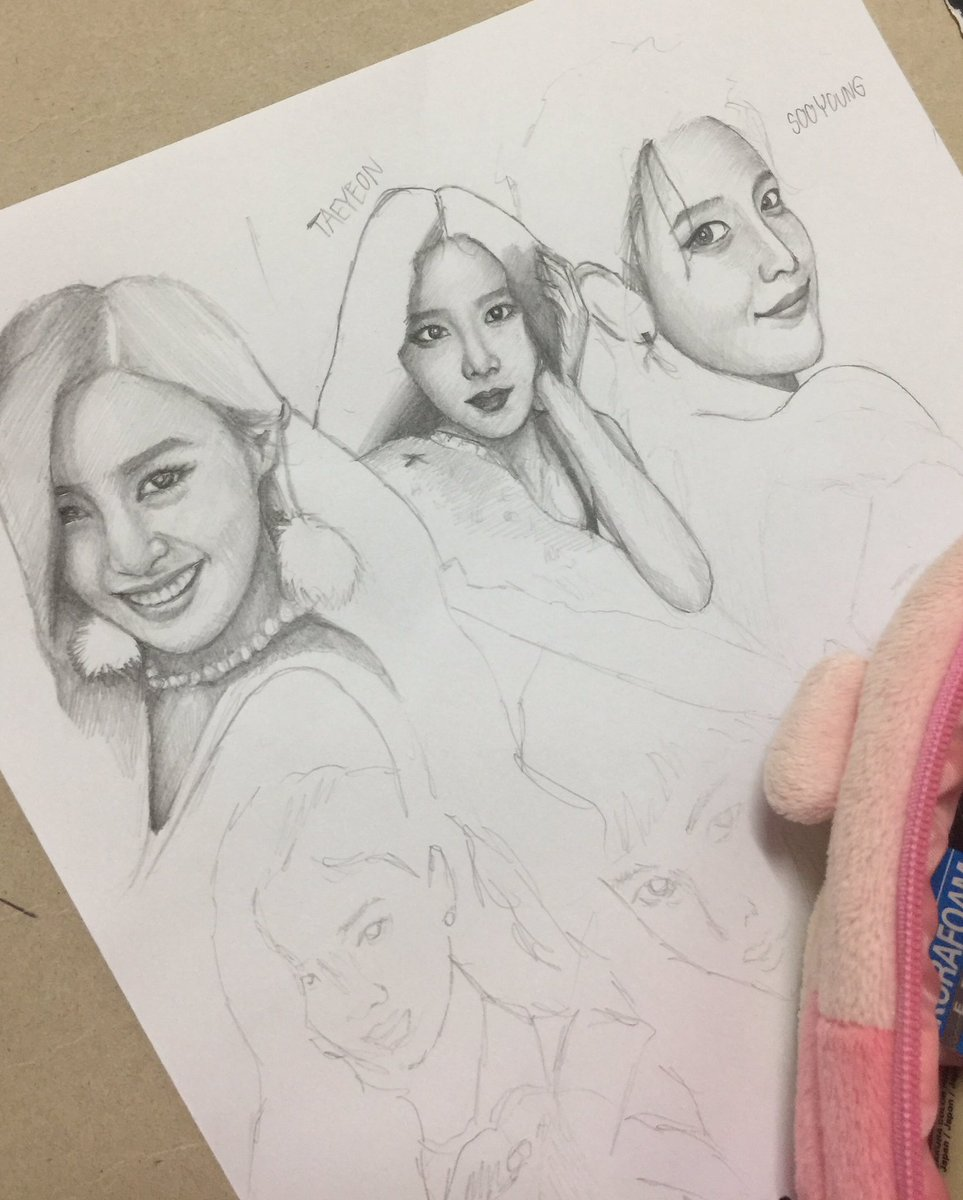 Coming soon #fanartsnsd #snsdfanart #HolidayNight #SNSD10thAnniversary<br>http://pic.twitter.com/PTBowq8rfE