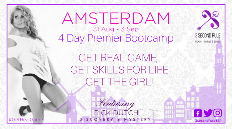 Dating bootcamp game