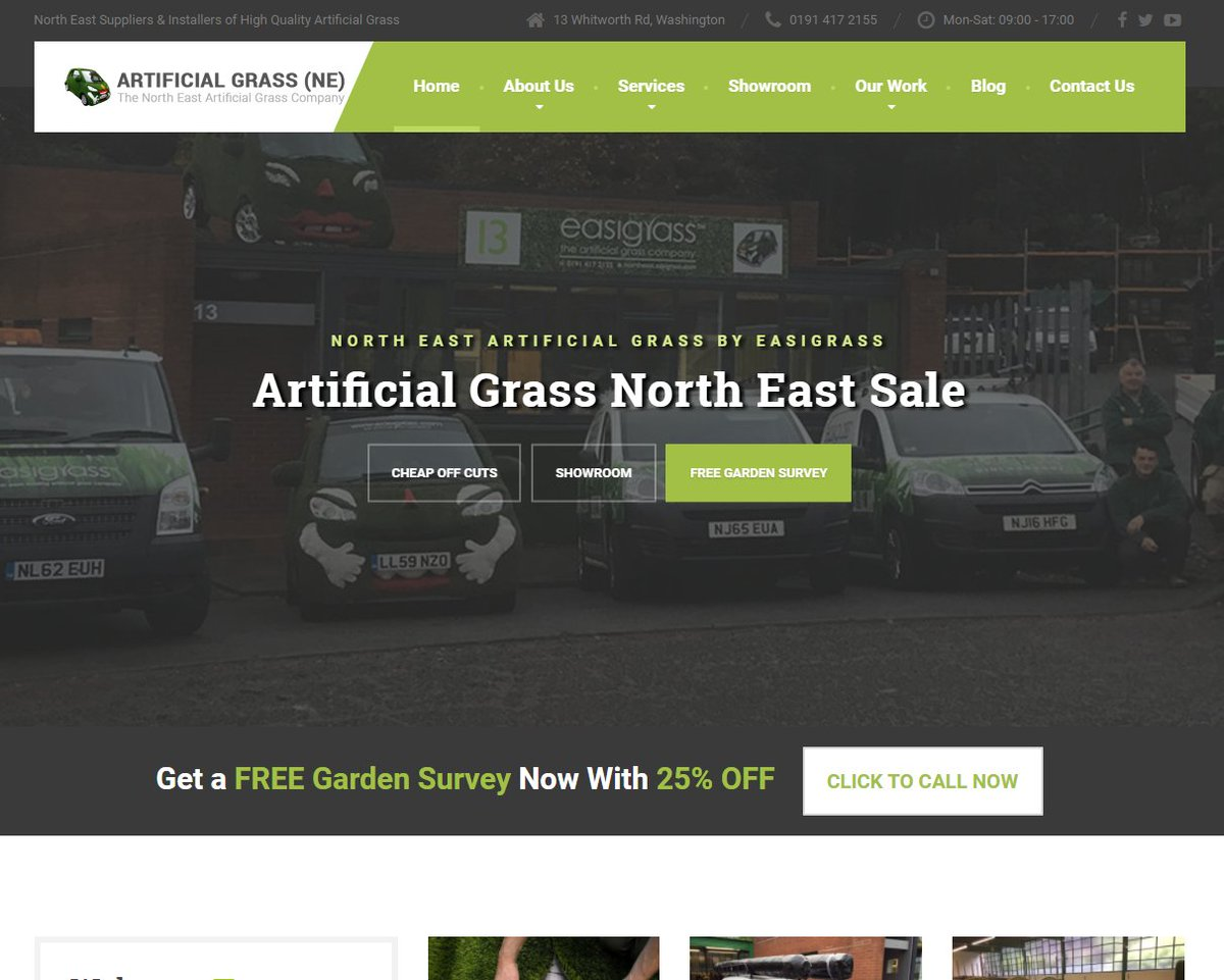 We&#39;re pleased to feature @Easinortheast - the #NorthEast franchise for Easigrass artificial turf - in our #Directory  http://www. gardenandlandscapedirectory.co.uk/search/search. pl?mytemplate=tmp_atoz&amp;search=gldagn&amp;hl=off&amp;method=all &nbsp; … <br>http://pic.twitter.com/bLGkZv8BLy