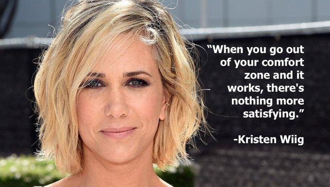 Happy Birthday Kristen Wiig from Cast It Talent!