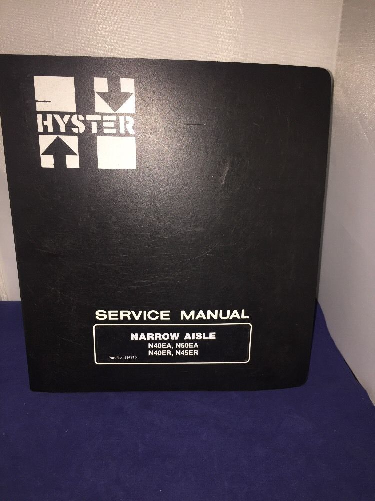 Hyster manual 50