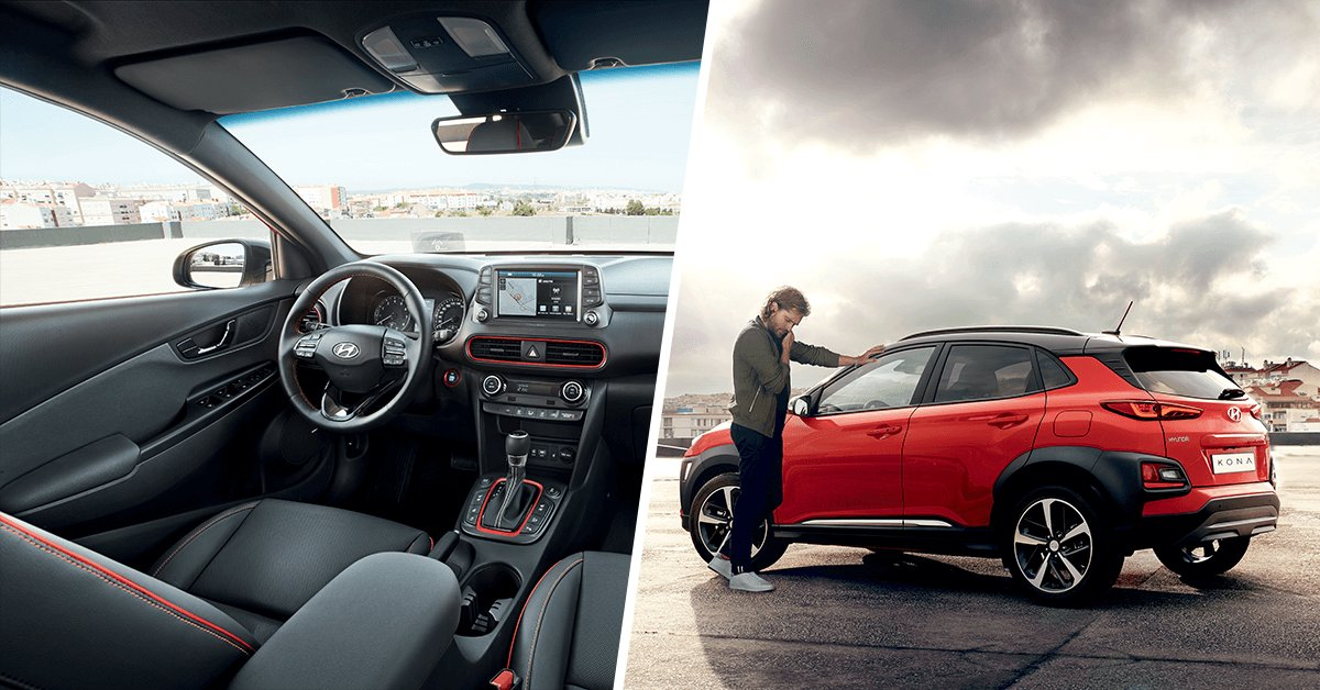 Hyundai kona info en direct news et actualit en temps for Interieur hyundai kona