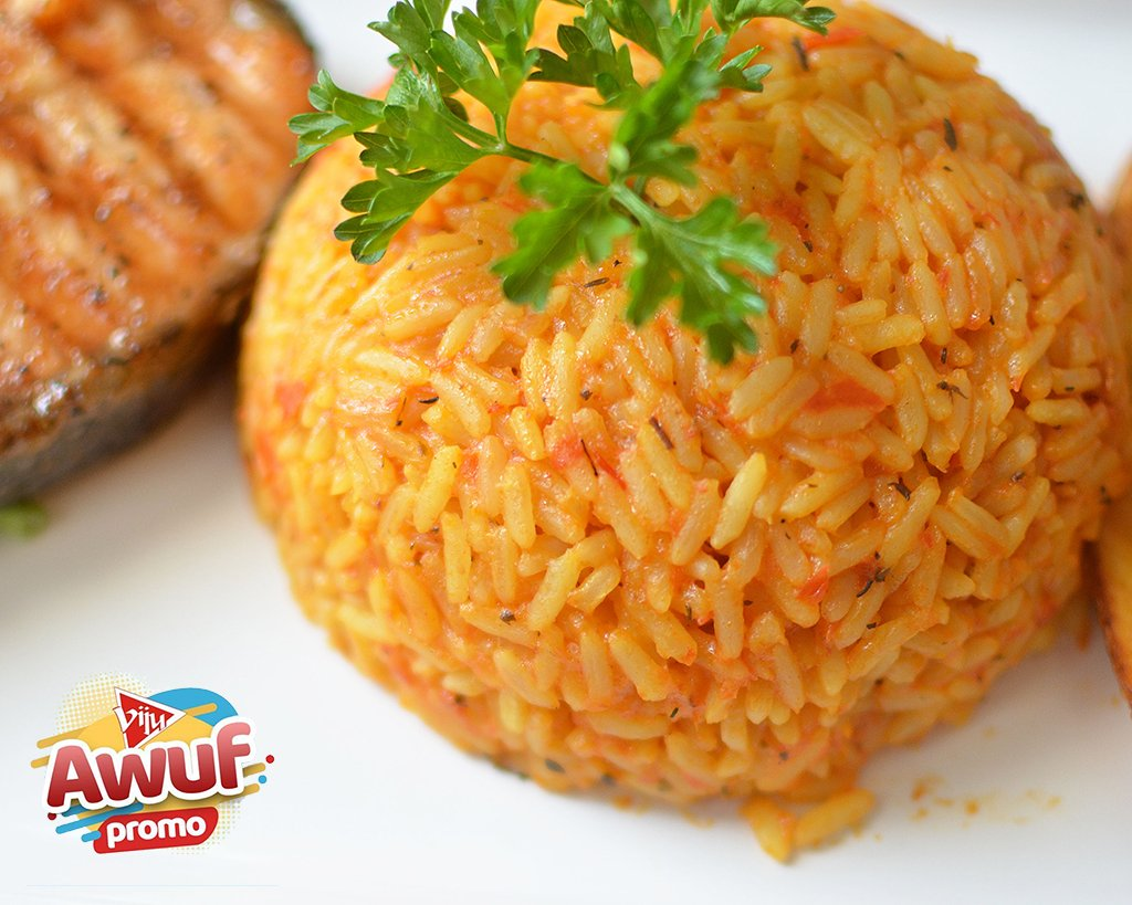 It&#39;s World Jollof Day! What do you like to eat your jollof rice with? #vijuawuf #promo #WorldJollofDay<br>http://pic.twitter.com/1RDEn88Z2A